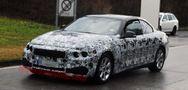BMW 4 SERIES CONVERTIBLE: SPY SHOTS