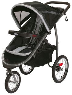 Graco FastAction Fold Jogger Stroller - Gotham - Free Shipping