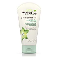 Aveeno Positively Radiant Skin Brightening Daily Scrub 5 Oz *** You can find out more details at the link of the image. Note:It is Affiliate Link to Amazon.