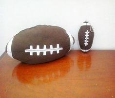 5a9fbcf201 Peso de porta de bola de futebol americano feito de feltro