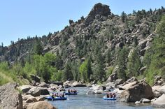 Reasons to Visit Buena Vista Colorado Vacations, Colorado Tourism, Colorado Trip, Paddle Boat, Paddle Boarding, Whitewater Rafting, Horseback Riding, Outdoor Fun, Fly Fishing
