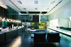#B&B store #milan | project by Antonio #Citterio, #Light Designer Marco #Pollice