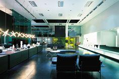 #B&B store #milan | project by Antonio #Citterio, #Light Designer Marco #Pollice