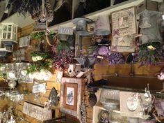 Interior of my florist shop The Flower Studio, Portchester