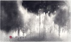 "Saatchi Online Artist: Rikka Ayasaki; Ink, Painting ""762"""