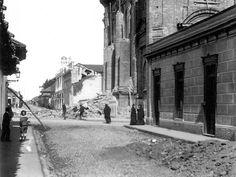 Santiago, Old Photography, Antique Photos, Past