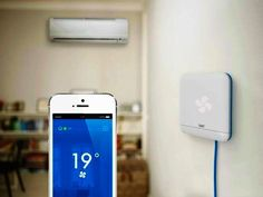 Tado unveils smartphone-controlled cooling system for air conditioners