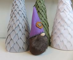 Swedish Gnome Tomte NIsse small by FlowerValleyGnomes on Etsy