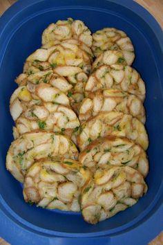 Krátká zpráva uživatelky oliinka_k - Modrý koník Crunches, Christmas Time, Zucchini, Shrimp, Side Dishes, Food And Drink, Meat, Vegetables, Drinks