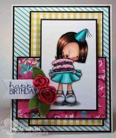 Tiddlyinks Ellie says happy birthday