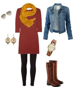 """Autumn"" by dixiehighcotton on Polyvore"