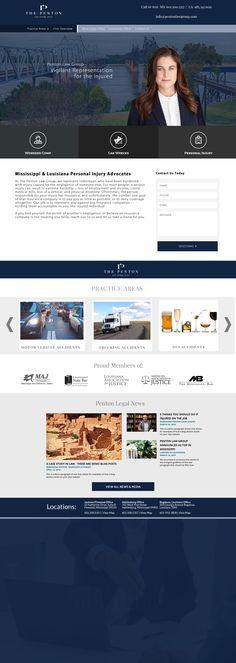 Internet Marketing Agency, Media Marketing, Award Winning Websites, Jackson Mississippi, Personal Injury Lawyer, New Media, Web Design, Design Web, Site Design