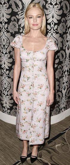 Kate Bosworth in Brock attends the Palms Springs Film Festival. #bestdressed