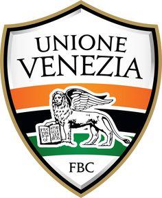 Venezia of Italy crest. Football Team Logos, Soccer Logo, Sports Team Logos, Sport Football, Soccer Teams, Football Italy, Fifa, Soccer World, Premier League