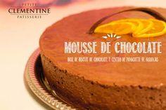 Mousse de Chocolate Corazón de Naranjas Delicada y sorprendente como postre en tus reuniones. Comprá Ahora y Disfrutá con Estilo!