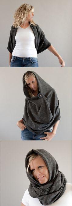 5way scarf/shrug
