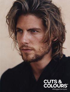 Rebel Men Hairstyles | Long Hair | Hairinspo