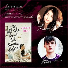 TO ALL THE BOYS I'VE LOVED BEFORE by Jenny Han + character casting!