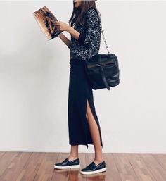 Korean, black, skirt, Style, fashion, Korea, girl