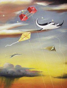 Glen Tarnowski - BREAKING ALL TIES 24 x 18 Original Oil on Canvas