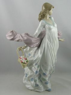 "Lladro Figurine 5898 ""Spring Splendor"" Mint in Original Box   eBay"