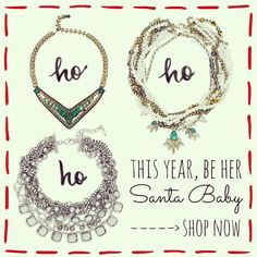 Holiday collection just arrived! Shop here: www.chloeandisabel.com/boutique/emmaxiyuhu
