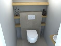 Badkamer met houten vloer - Eerste Kamer Badkamers