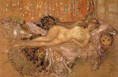 The Arabian, 1892, James McNeill Whistler