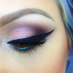 Love this purple look for a night out, a date, or just a normal day when you want to look good!