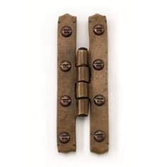 Louis Fraser 504 H Hinges - Bronze Finish - These Louis Fraser 504 H Hinges are perfect for small cupboard and cabinet doors. The H hinges are cast from iron and given a durable black coating making them ideal to use inside or out. Cast Iron, It Cast, Small Cupboard, Gate Hinges, Door Furniture, Knobs And Handles, H Style, Oil Rubbed Bronze, Bronze Finish