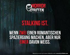 Stalking ist..