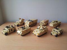Modern Military Vehicles | by Project Azazel