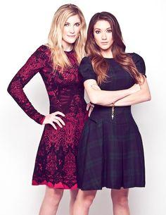 Elle and Blair