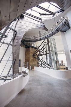 Frank Gehry / Guggenheim Museum, Bilbao, 1997