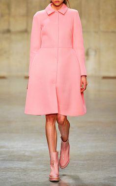 Simone Rocha #Pink Coat