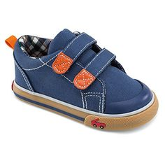 See Kai Run Hess II Sneaker (Toddler/Little Kid) - http://all-shoes-online.com/see-kai-run/see-kai-run-hess-ii-sneaker-toddler-little-kid