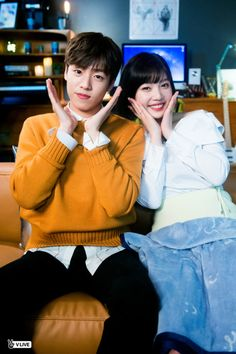 """Lee Hyun Woo and Joy - First Impressions: """"The Liar And His Lover"""" 