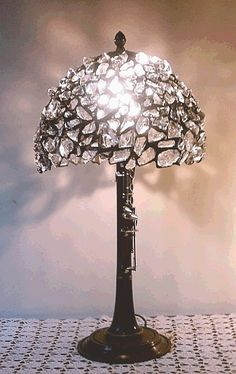 Glass For Sale | Cristal Silence Lamp series | ArtsyHome