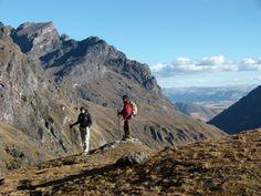 Tha Salkantay Trekking, Peru