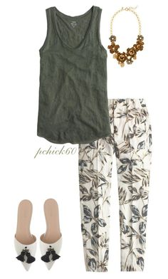 """""""Untitled #300"""" by pchick60 on Polyvore featuring J.Crew"""