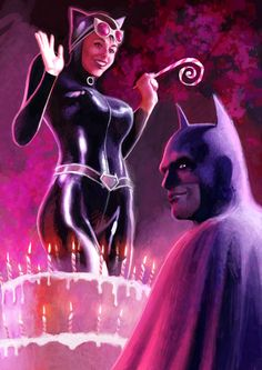 Bat-Birthday by Francisco Rico Torres.