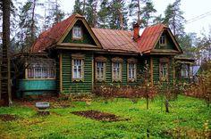 Vyritsa/Gatchinsky District in Leningrad Oblast