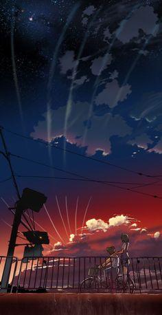 「ほしのこえ」新海誠 Shinkai Makoto