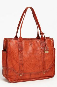 Frye 'Campus' Shopper available at #Nordstrom I have this bag and just love it.  It's huge!  Great for traveling.