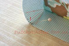 Мастер-класс (дополнение) по пошиву букв-подушек. | Домик маленького Цукиня