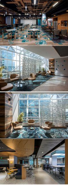 Microsoft office design interior in mumbai