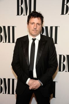 MAY 14, 2015 Composer Atticus Ross attends the 2015 BMI Film & Television Awards at the Beverly Wilshire Hotel on May 13, 2015 in Beverly Hills, California. (Photo by Frazer Harrison/Getty Images for BMI)