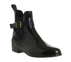 Free Fish Sarasa Comet Boot Black - Ankle Boots