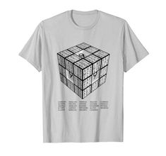 Cube, Lettering, Amazon, Mens Tops, T Shirt, Fashion, Supreme T Shirt, Moda, Amazons
