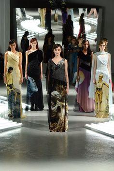 Rodarte's 'Star Wars' dresses